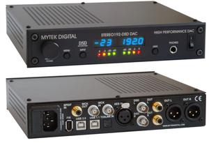 Mytek Digital Stereo 192 DSD-DAC Mastering