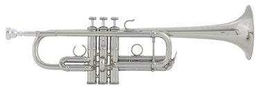 Bach AC190S Artisan C-Trumpet