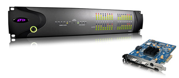 Avid Pro Tools HD Native + HD I/O