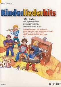 Schott Kinderliederhits