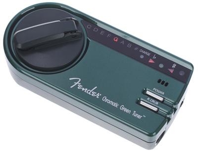 Fender Green Tuner GT-1000