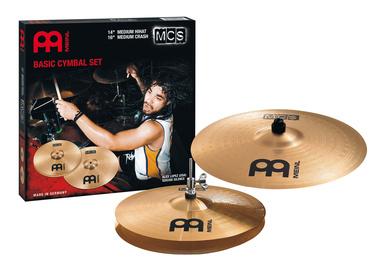 Meinl MCS Cymbal Set X-Hat