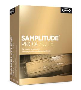 Magix Samplitude Pro X Suite G Upd.
