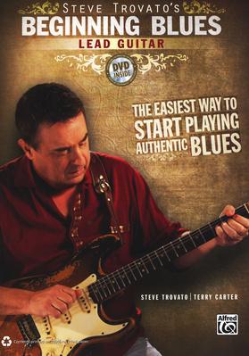 Alfred Music Publishing S.Trovato Beginning Blues Lead