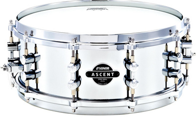 """Sonor 14""""x5,5"""" SN Ascent Steel"""