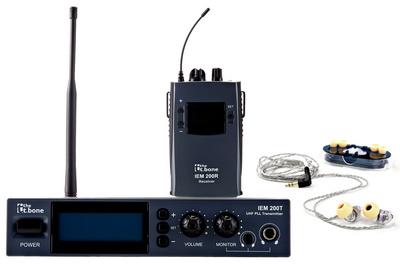 the t.bone IEM 200 - 710 MHz