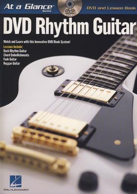 Hal Leonard At A Glance DVD Rhythm Guitar