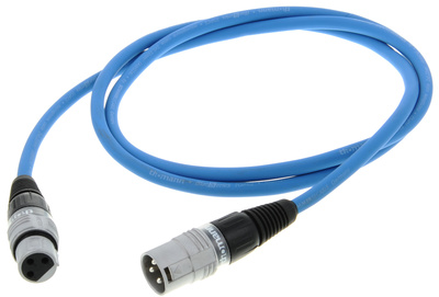 Sommer Cable Stage Blue Line Vocal 1,5m
