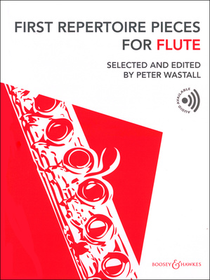 Boosey & Hawkes First Repertoire Pieces Flute