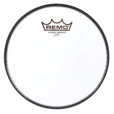 """Remo 10"""" Vintage Emperor Clear"""