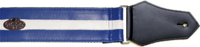 Getm Getm Speedster Blue 2 Guitar Strap