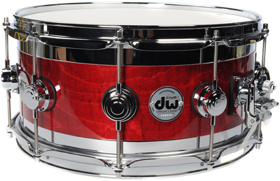 """DW 14""""x07"""" Lacquer Specialty Edge"""