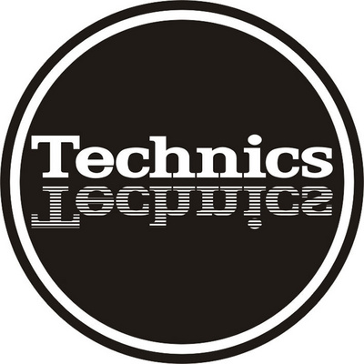 Technics Slipmat Mirror 1