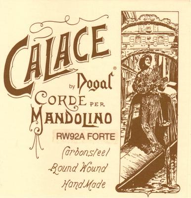 Dogal Mandolin Calace RW92A