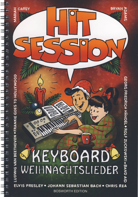 Bosworth Hit Session Keyboard: Weihn.