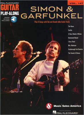Hal Leonard Guitar Play Along Simon & Garf