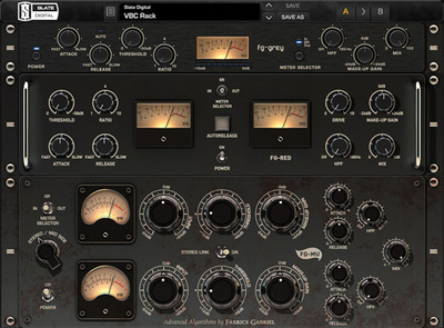 Slate Digital VBC Virtual Buss Compressors