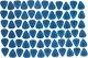 Dunlop Tortex Standard 1,0 Blue 72Pcs