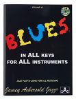 Jamey Aebersold Vol.42 Blues in All Keys