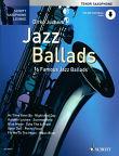 Schott Jazz Ballads Tenor Saxophone