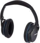 Bose Quiet Comfort 25 Black