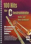Hildner Musikverlag 100 Hits für C-Instrumente